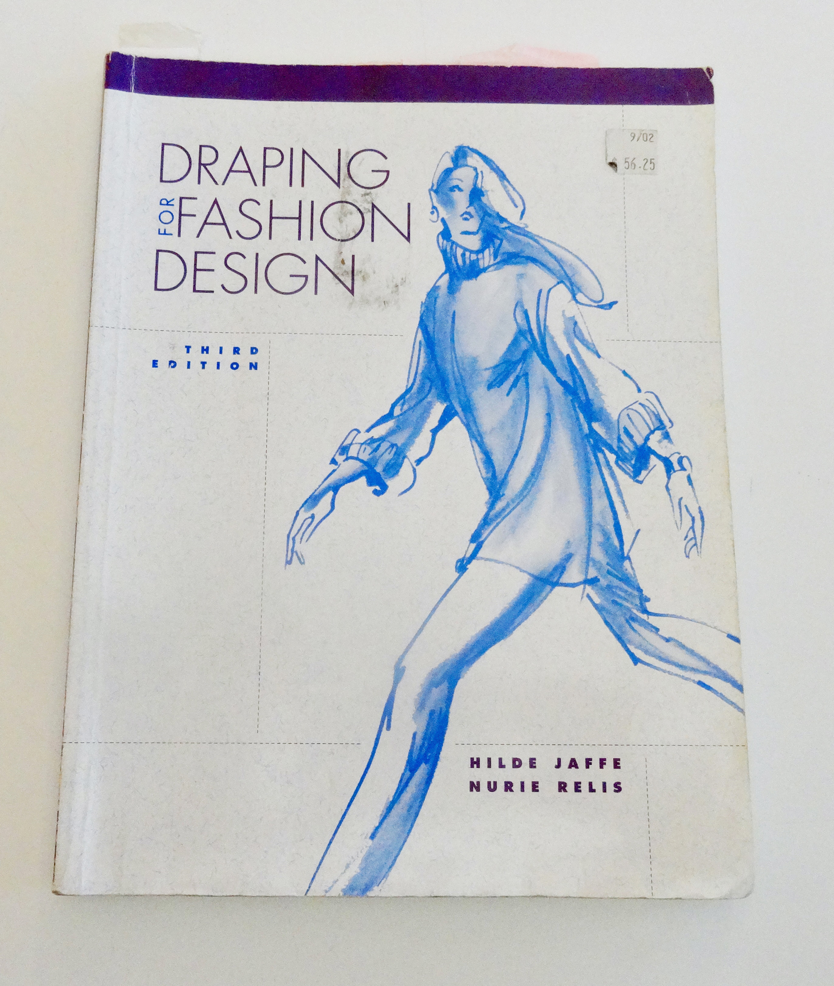 Best books on fashion draping